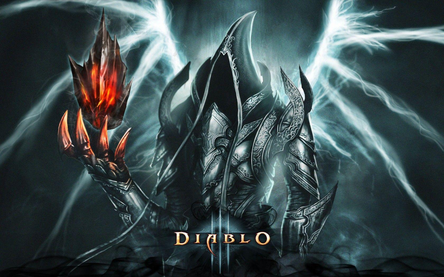 Diablo 3 Reaper Of Souls Hd Wallpaper 3719 Frenzia Com Angel Warrior Diablo Death Art
