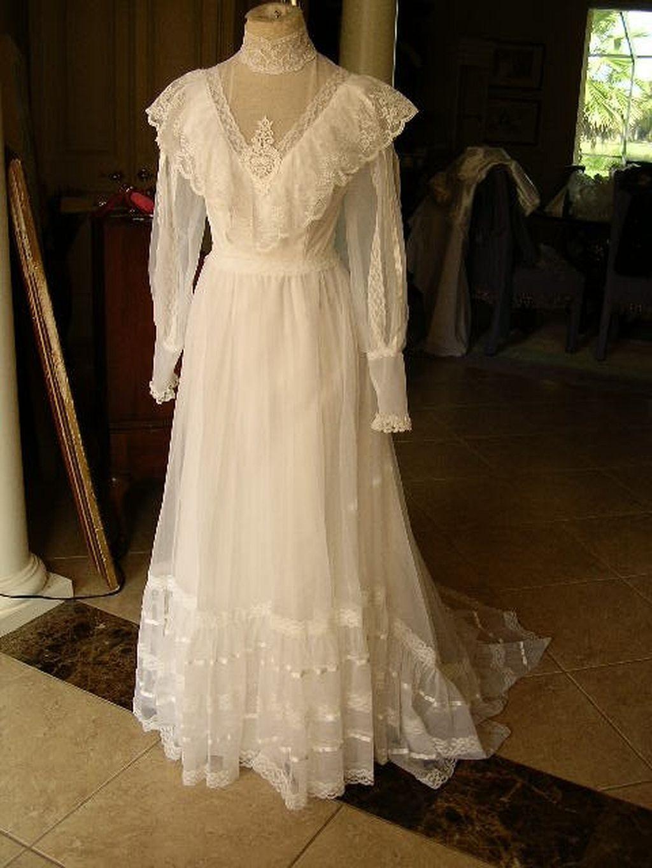 Nice victorian vintage wedding dress weddmagz
