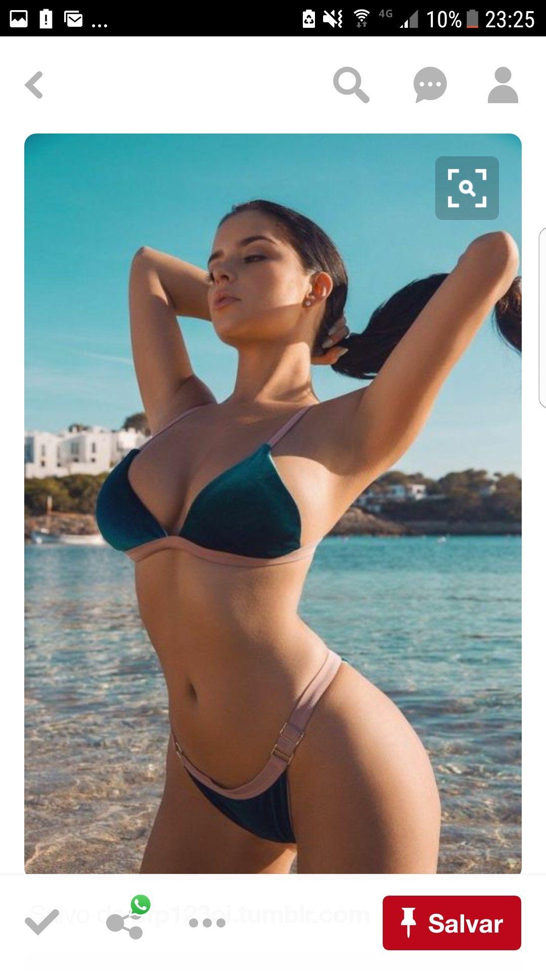 5efca2648 Bikini Dievčatá, Dámske Plavky, Plavky, Krásne Ženy, Morské Panny, Ženy S