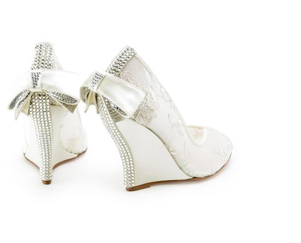 Editors Pick Wedge Wedding Shoes From Aruna Seth