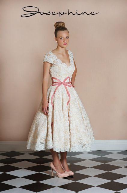 Stephanie James Couture: Vintage Inspired Wedding Gowns. Style ...