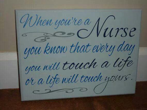 Wouldn T Trade It For The World Nurse Quotes Nurse Nurse Love