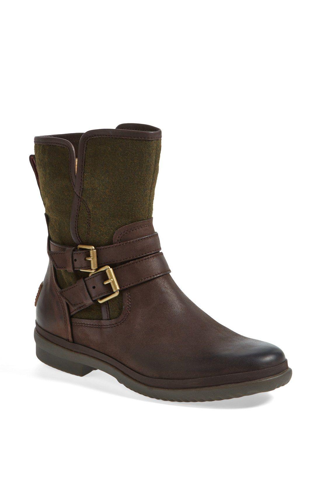 89d5bd3ea20 UGG® Australia 'Simmens' Waterproof Leather Boot (Women) | Style ...