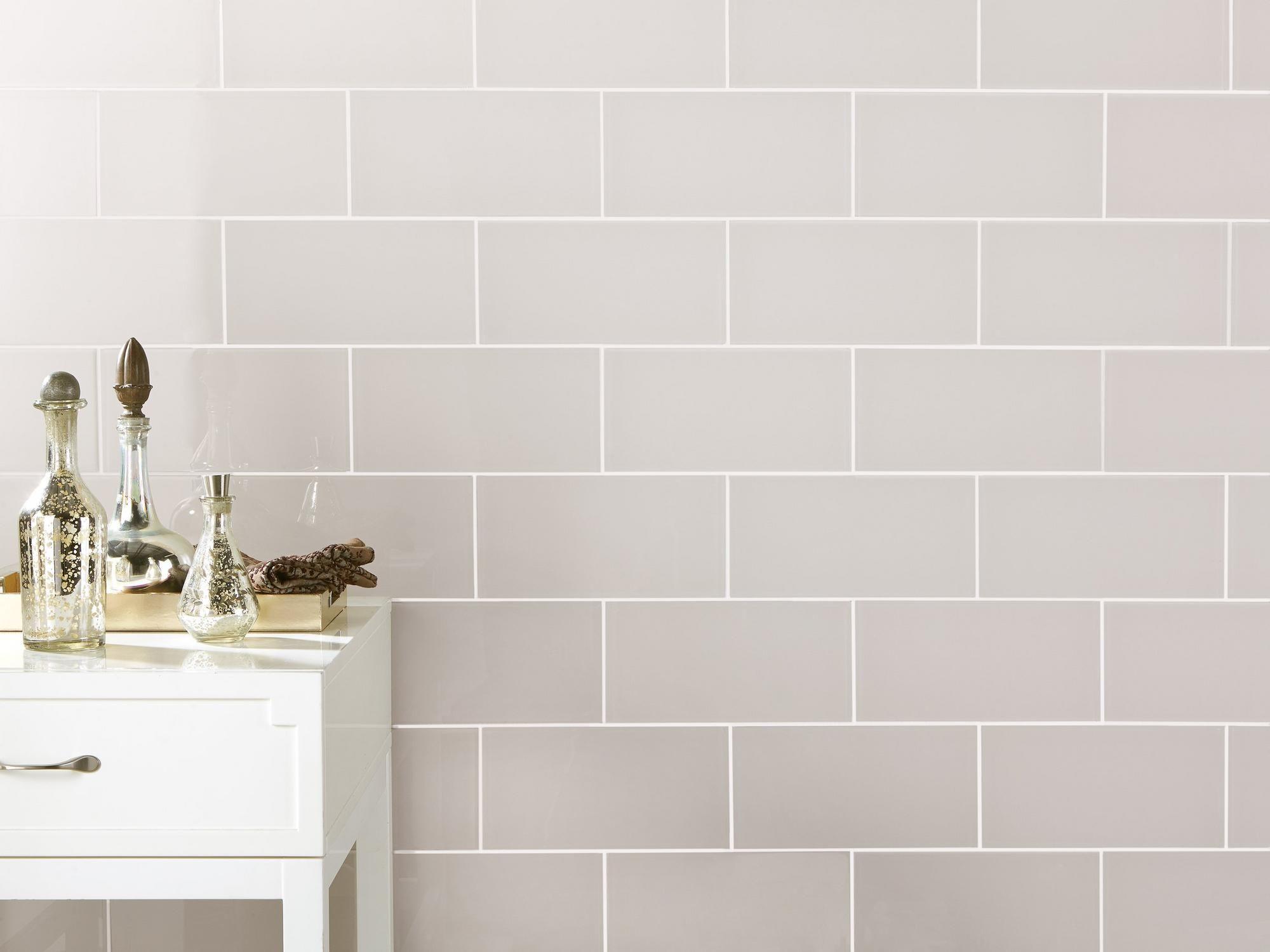 - Ivory Glass Tile - 6 X 12 - 100465756 Floor And Decor Tiles
