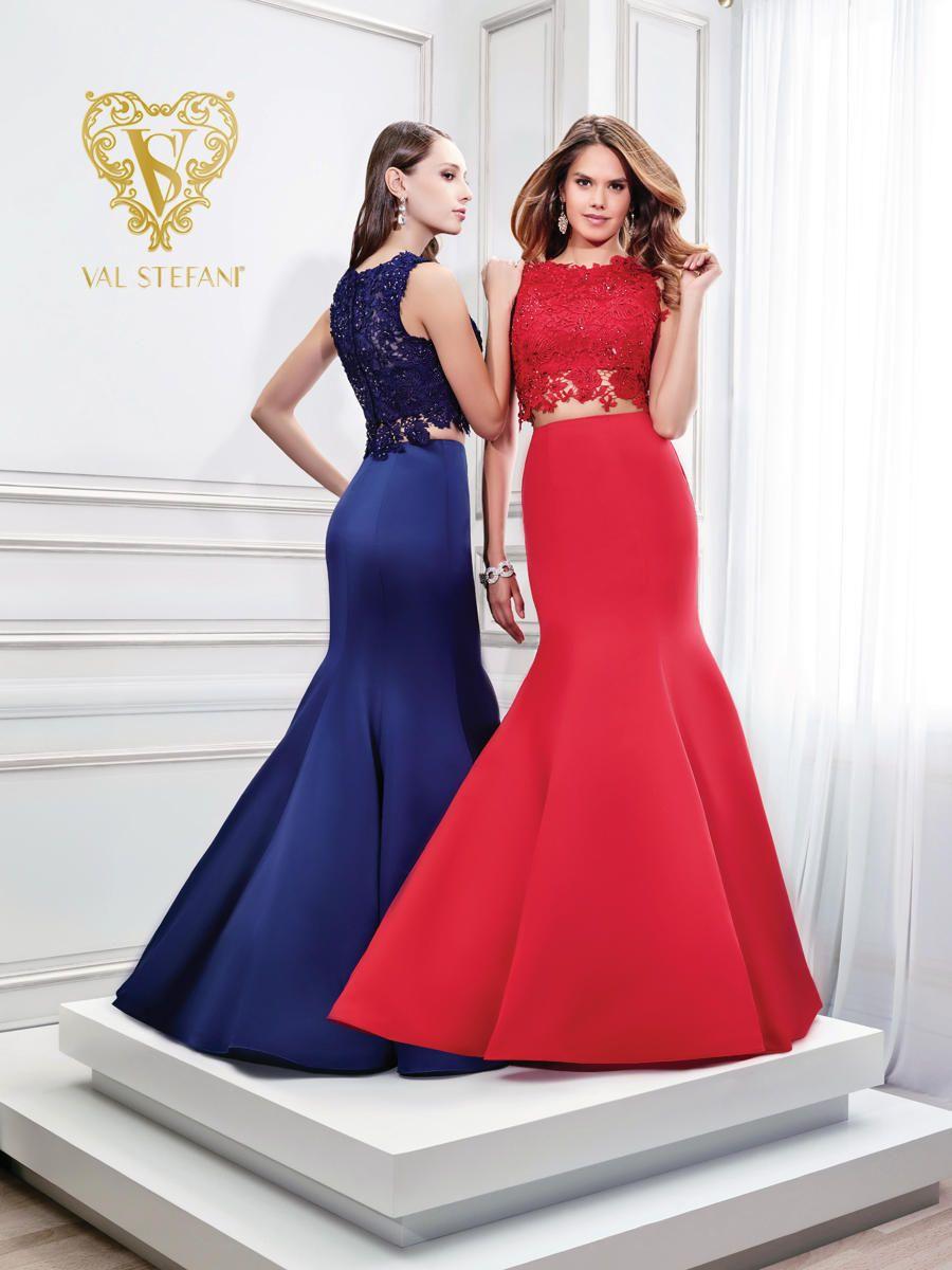 Val stefani cocktail dresses