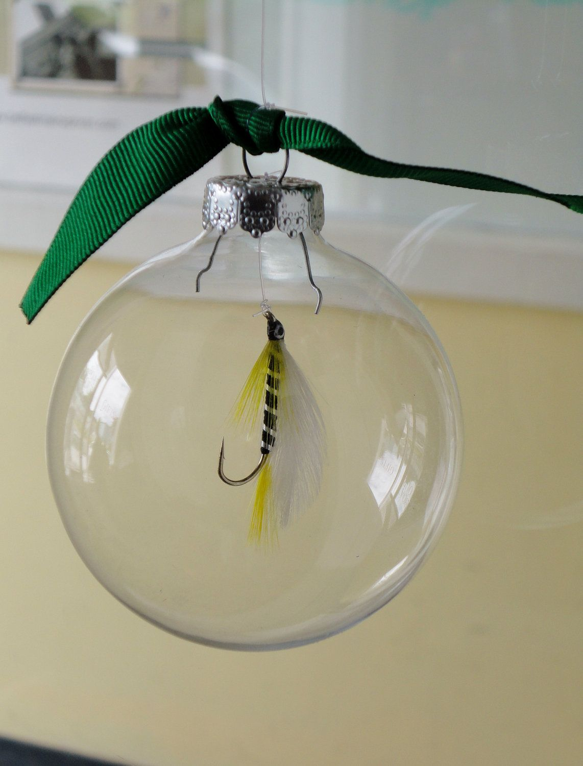 Fly Fishing Ornament   craftastic   Pinterest   Fish ornaments, Fly ...