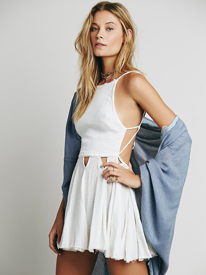 Free People Live For Your Smile Dress, kr607.72