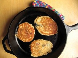 Gain or Lose Weight With These Oatmeal Pancakes