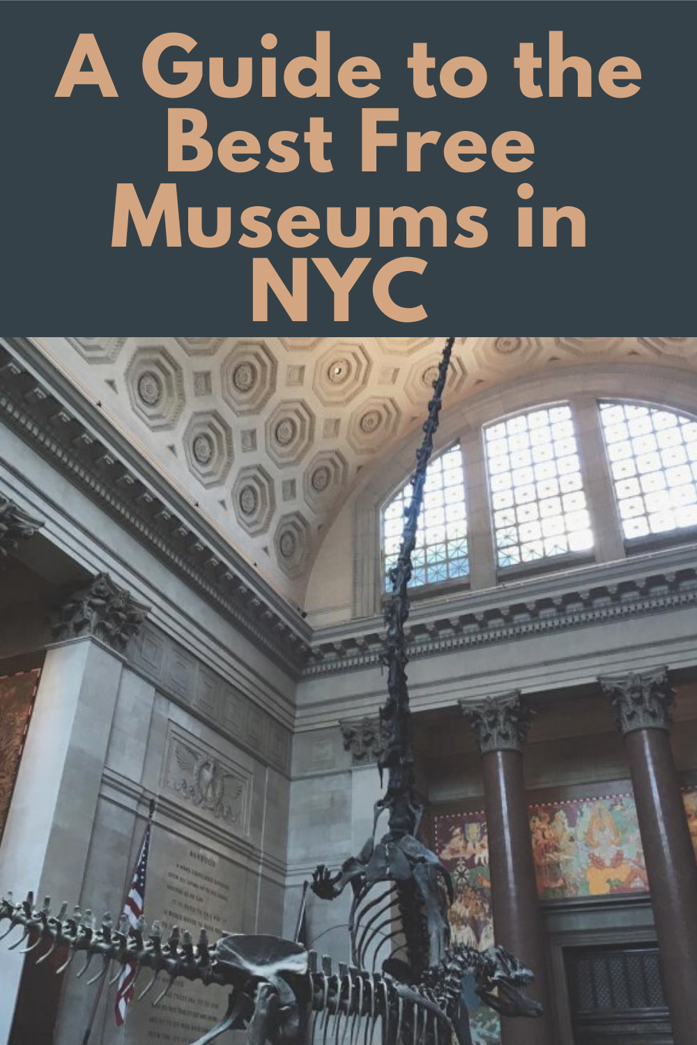 American Museum of Natural History | Travel + Leisure