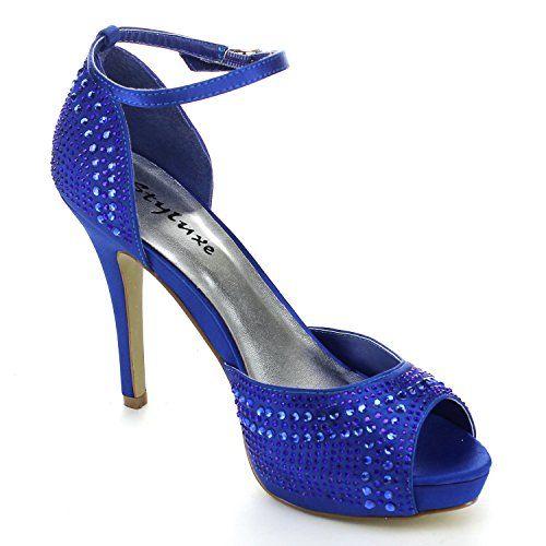 röda high heels