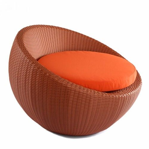 Circle Lounge Chair
