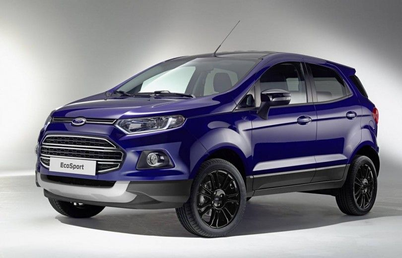 Ford Ecosport India Launch News Cars Ford Ecosport Car Ford