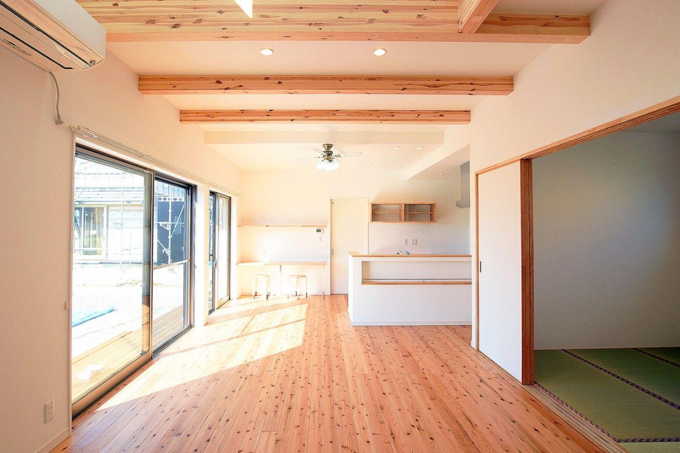 あたたかい光の注ぐお家 宮崎で注文住宅を建てる東洋ホームの写真集