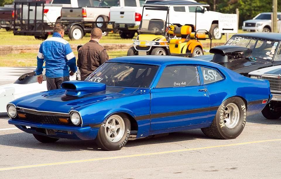 Maverick With Images Ford Maverick Ford Racing Vintage Muscle Cars