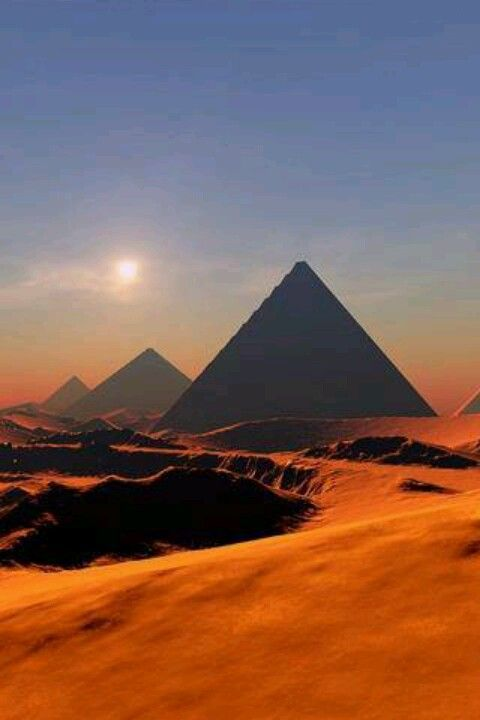 Cairo, Egypt! The pyramids are number one of the few wonders in the world