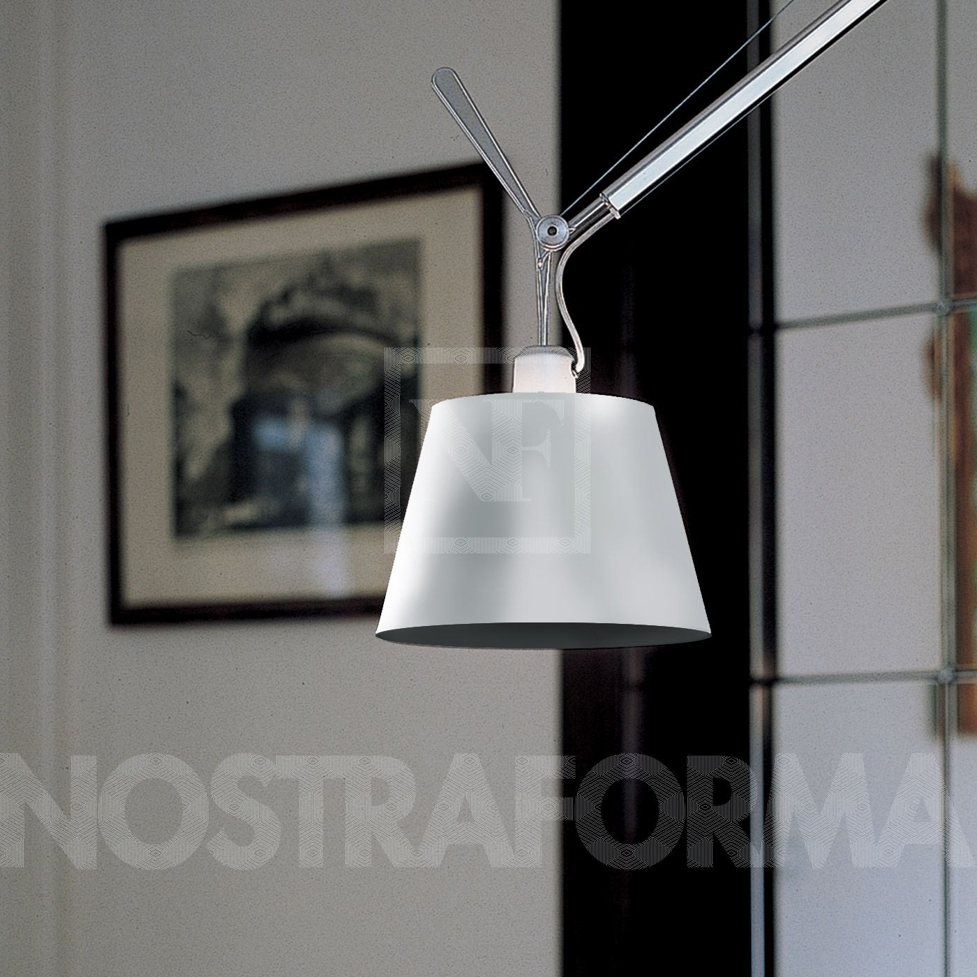 Artemide Tolomeo Mega Terra Stehleuchte Design Leuchten Lampen Mobel Bei Nostraforma Stehleuchte Design Design Leuchten Und Lampen