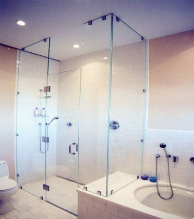 Gallery Frameless Glass Shower Door And Tub Enclosures Oasis
