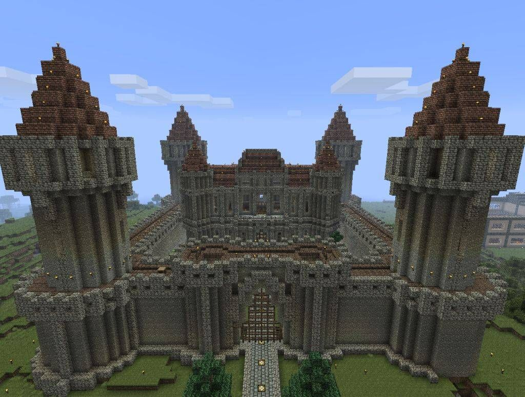 minecraft castle building guide | minecraft | pinterest
