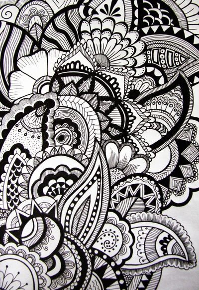 Pin by Fazla Waheed on Doodles | Cool designs to draw ...