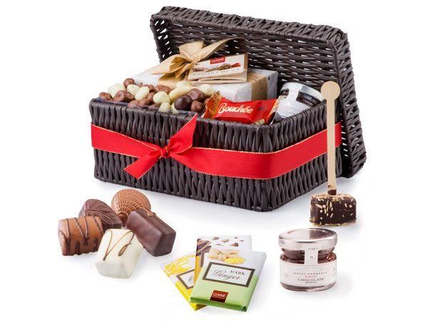 switzerland Gift Baskets - Chocoholic Standard - NEW   Deliver ...