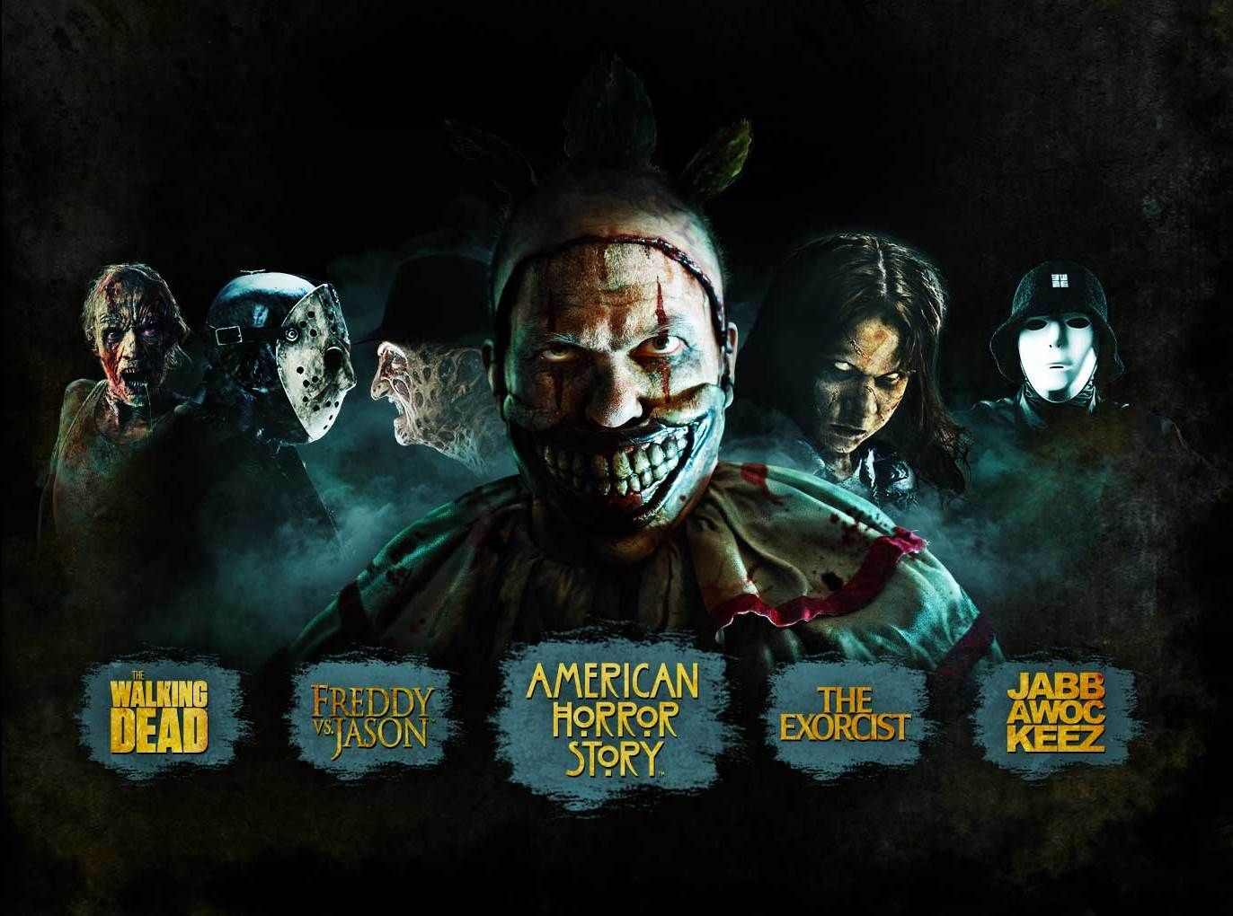 Halloween Horror Nights | Universal Studios Hollywood | Halloween ...