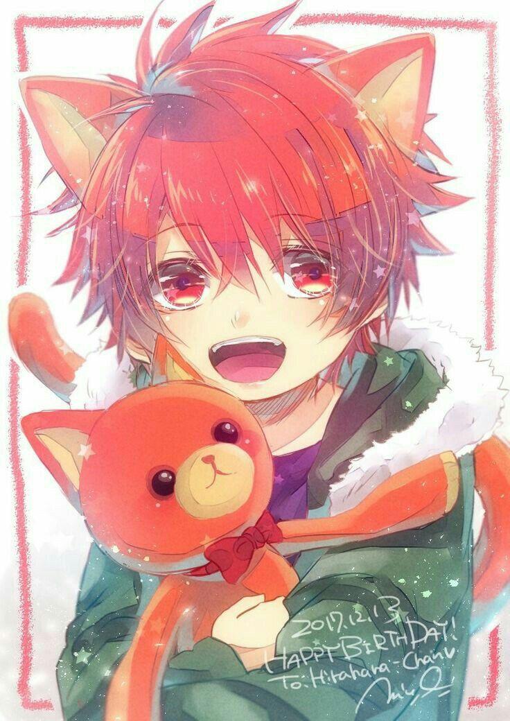 Otoya is so kawai⌒.⌒ Anime, Đang yêu, Động vật
