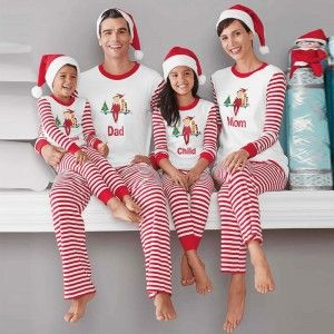 Matching Family Christmas Pajama Sets  6fac11cf6