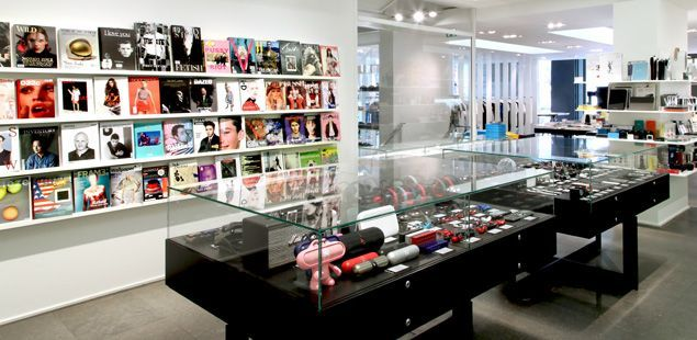 Colette addicted to retail pinterest select shop and retail - Magasin colette paris ...