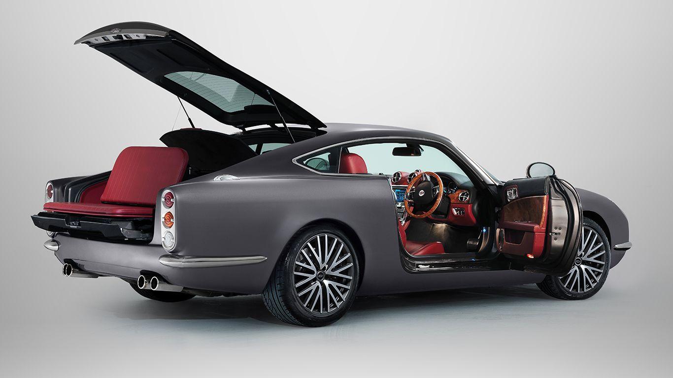 David Brown Automotive Speedback GT Automotive