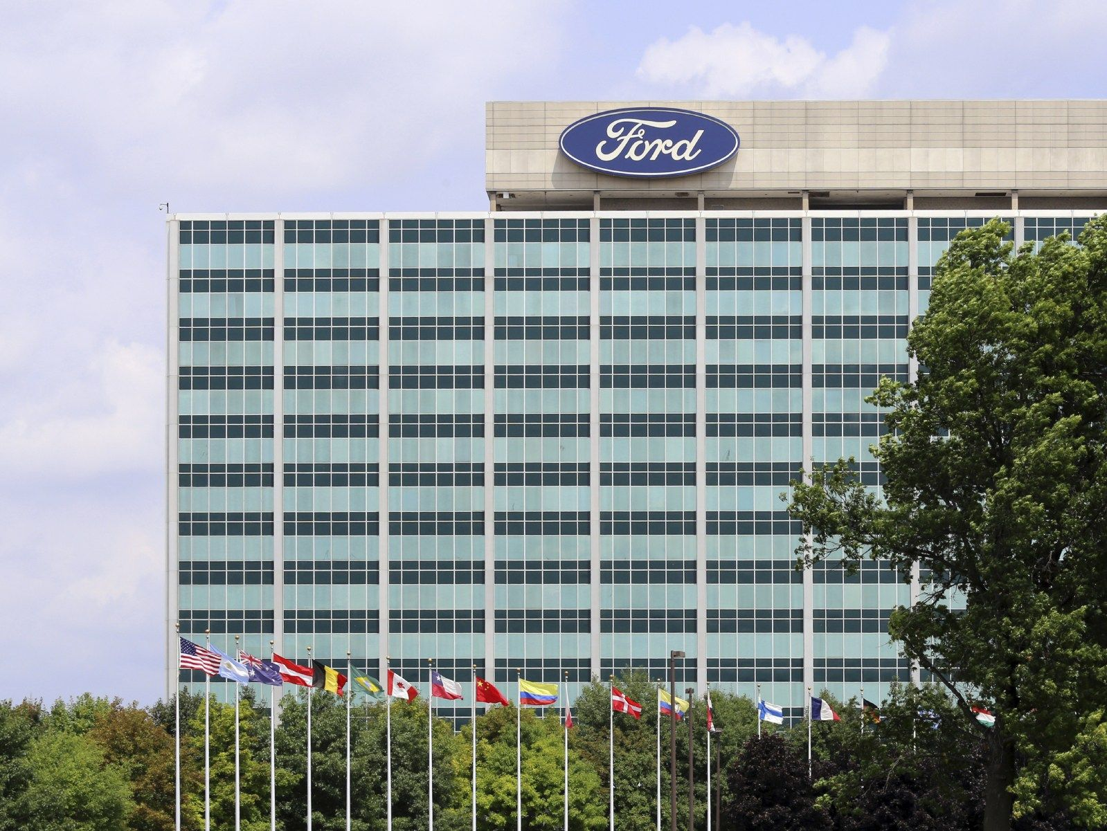 Why Ford Motor Company Nyse F Stock Is Going Gangbusters Today