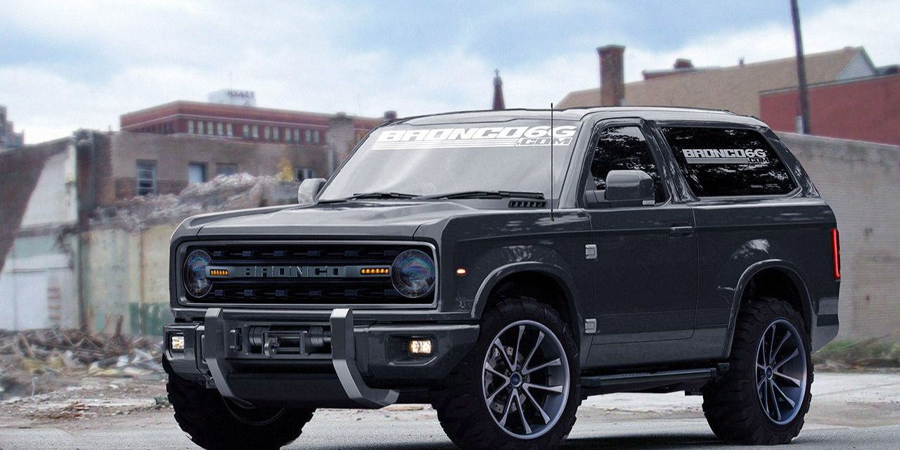 The New Ford Bronco Will Reportedly Be Developed In Australia Ford Bronco Concept Ford Bronco 2019 Ford Bronco