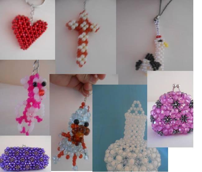 Curso de tejidos con perlas y mostacillas bricolaje y - Curso de bricolaje ...