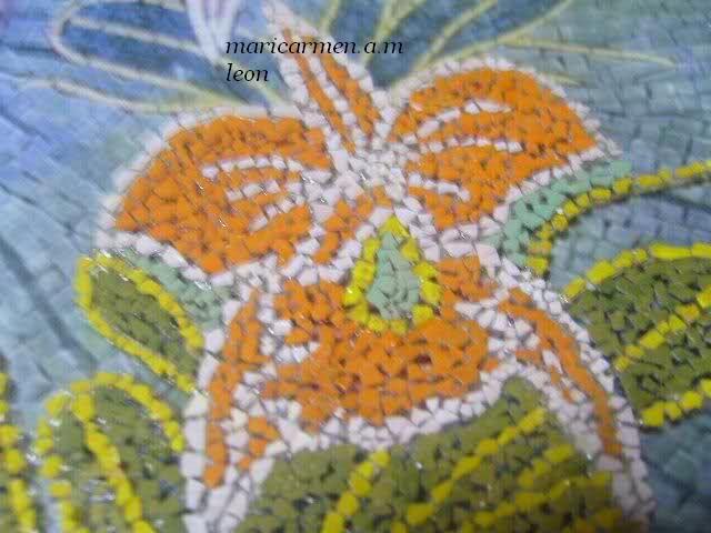 Imitando mosaico con cascara de huevo mosaiquismo for Dibujos para mosaiquismo