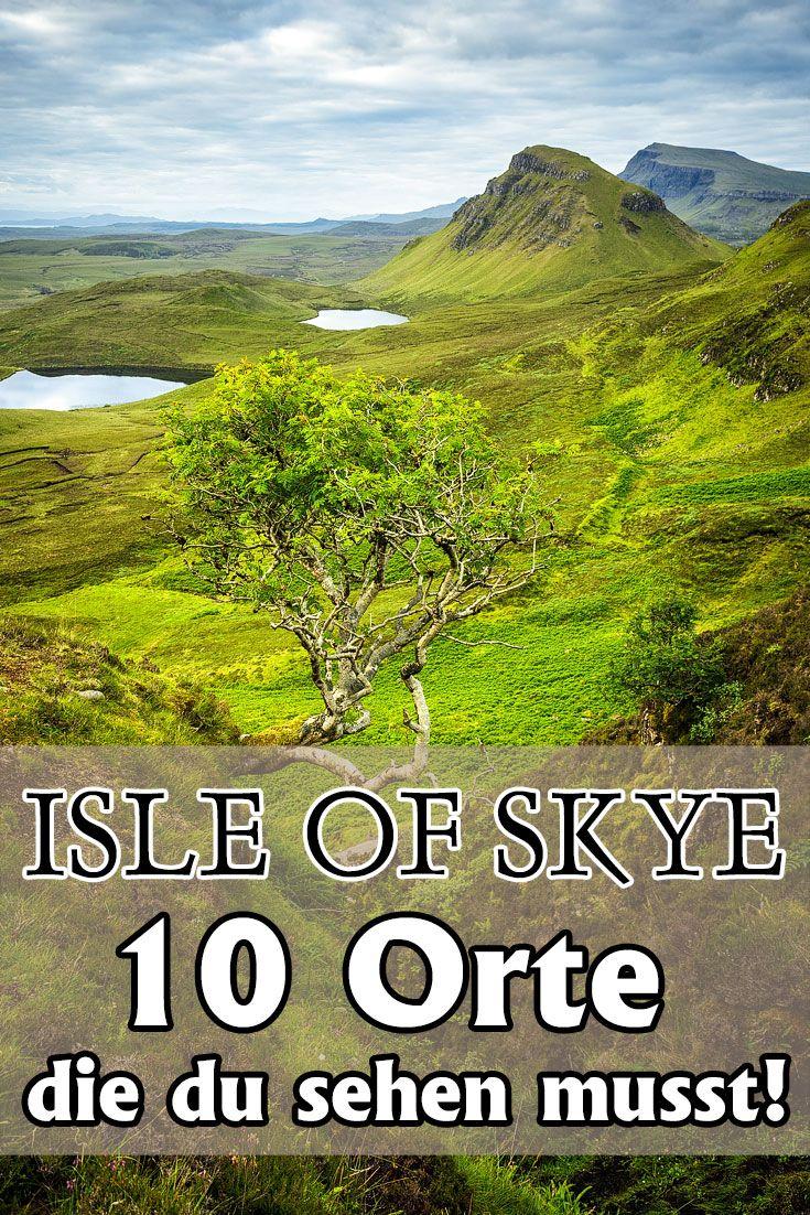 Reisebericht zur Isle of Skye in Schottland mit Erfahrungen zu Sehenswürdigkeiten, den besten Fotospots sowie allgemeinen Tipps und Restaurantempfehlungen. #travelengland