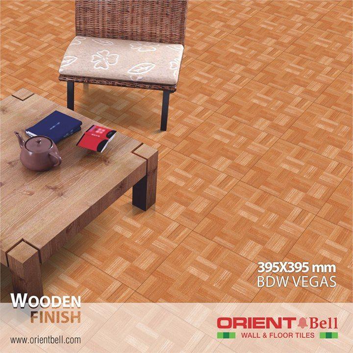 Wooden Finish Orientbell Wooden Tiles Pinterest