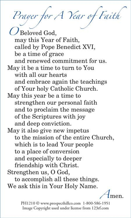 Catholic New Year Blessing   Prayer   The Holy Trinity   Pinterest ...