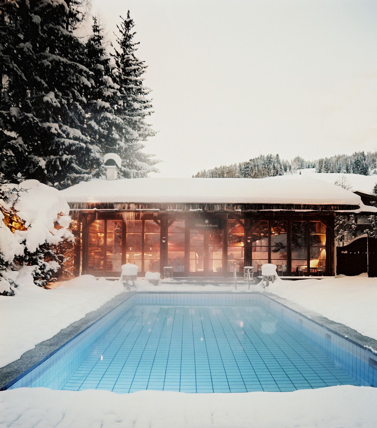 January February 2013 Issue Photos Cool Pools Scandinavian Style Inspiration Outdoor