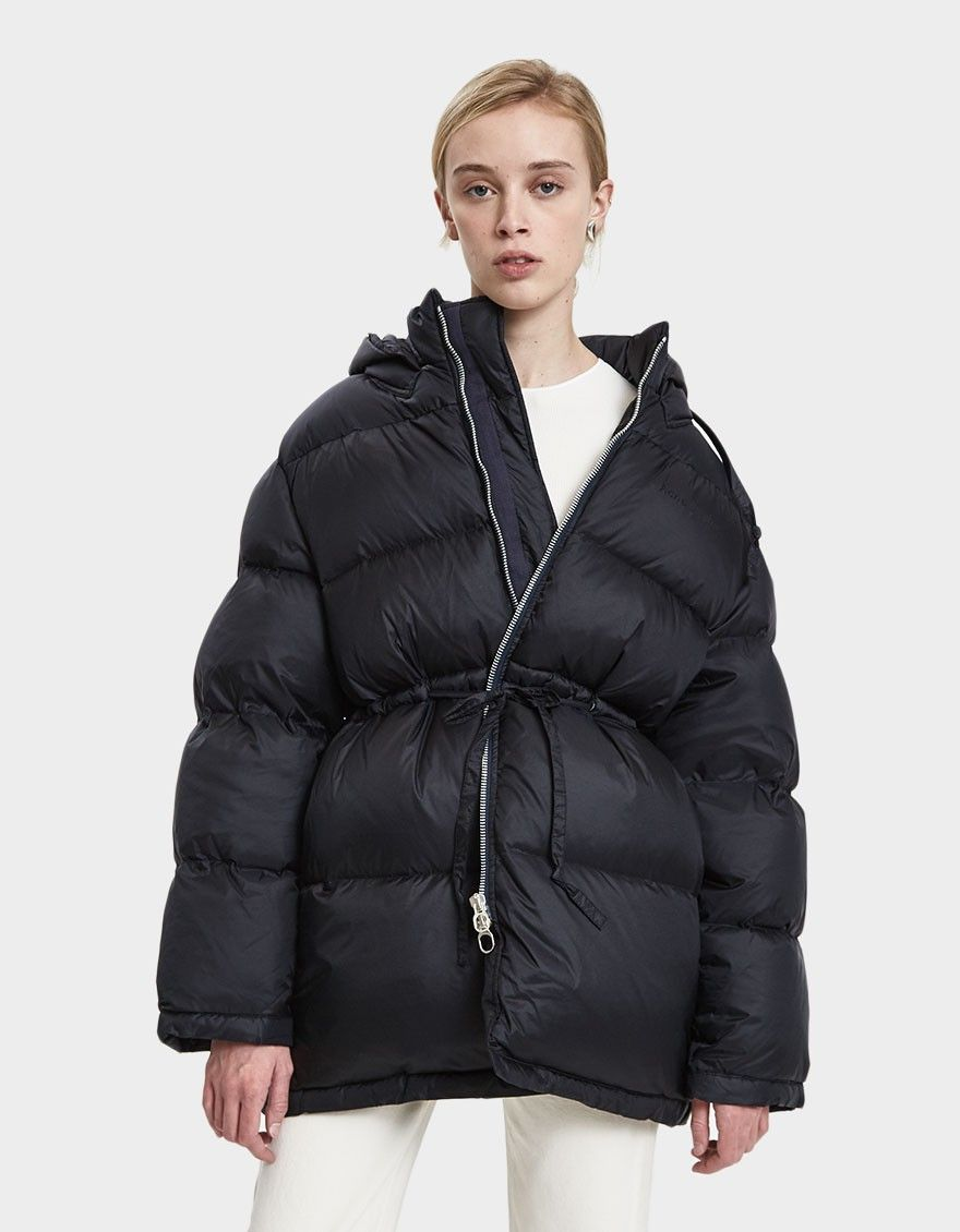 Acne Studios Oversized Puffer Jacket Puffer Jacket Women Jackets Puffer Jackets