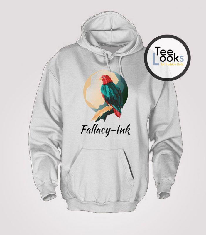 FallacyInk Unisex Hoodie