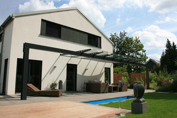 Glasdach Carport terrassenüberdachung glasdach und terrassendächer by gladius