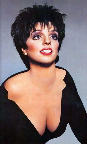 Liza minnellis nice tits