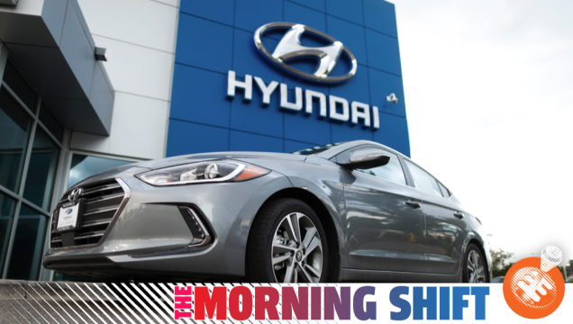 Hyundai Sure Is Happy Ford And Gm Stopped Making Cars Ford And
