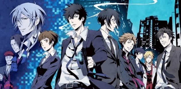Los 20 mejores animes Seinen Psycho pass, Anime manga, Anime