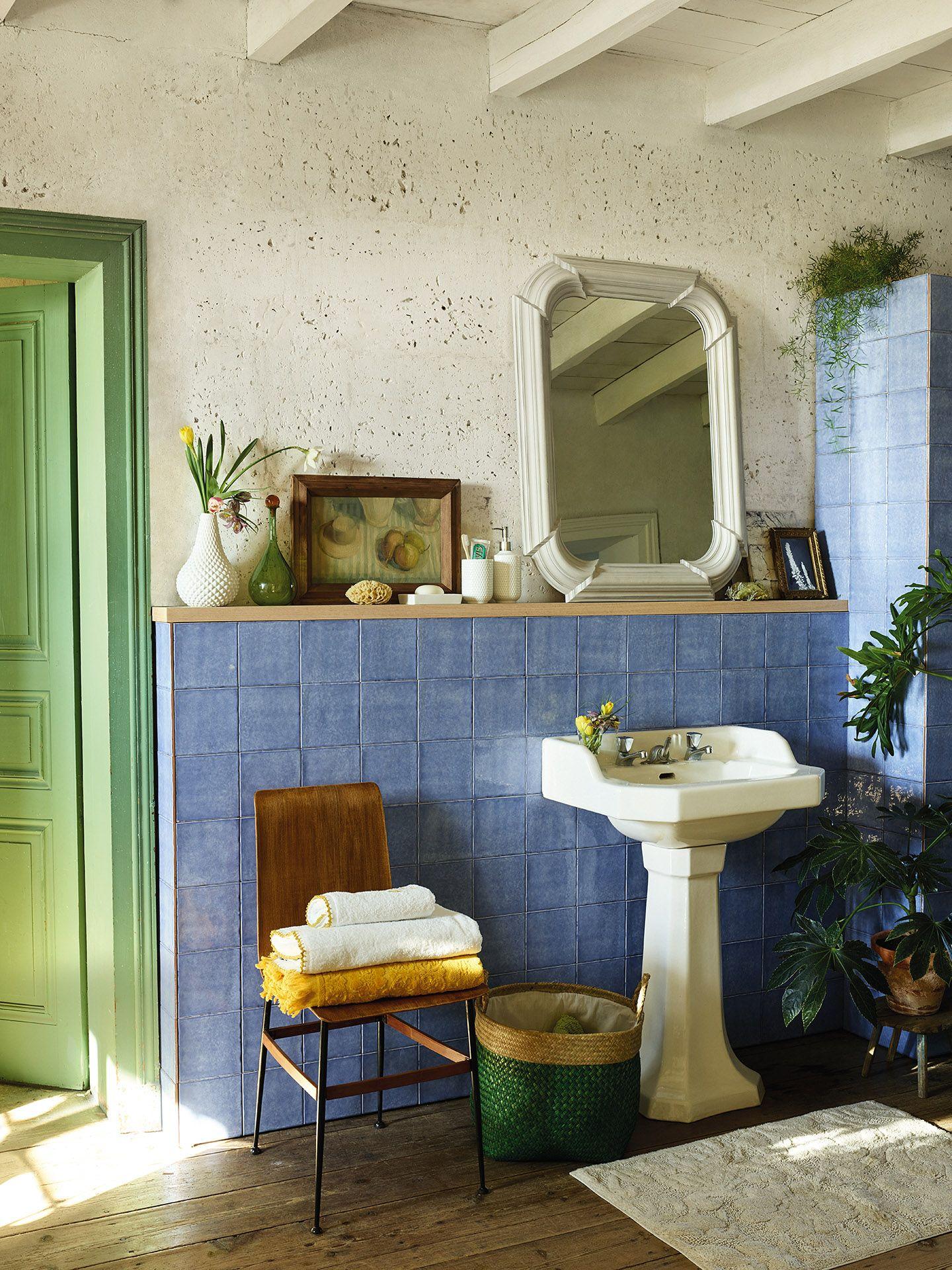 zara home living with colour salle de bain miroir. Black Bedroom Furniture Sets. Home Design Ideas