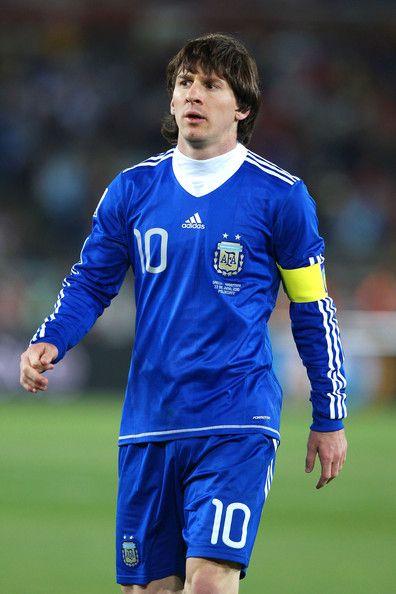 Lionel Messi Photos Photos Greece V Argentia Group B 2010 Fifa World Cup Lionel Messi Messi Lionel Messi Barcelona