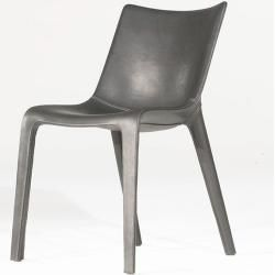 Photo of Driade Lou Eat chair leather Tigri (specify color in comment field) Driade