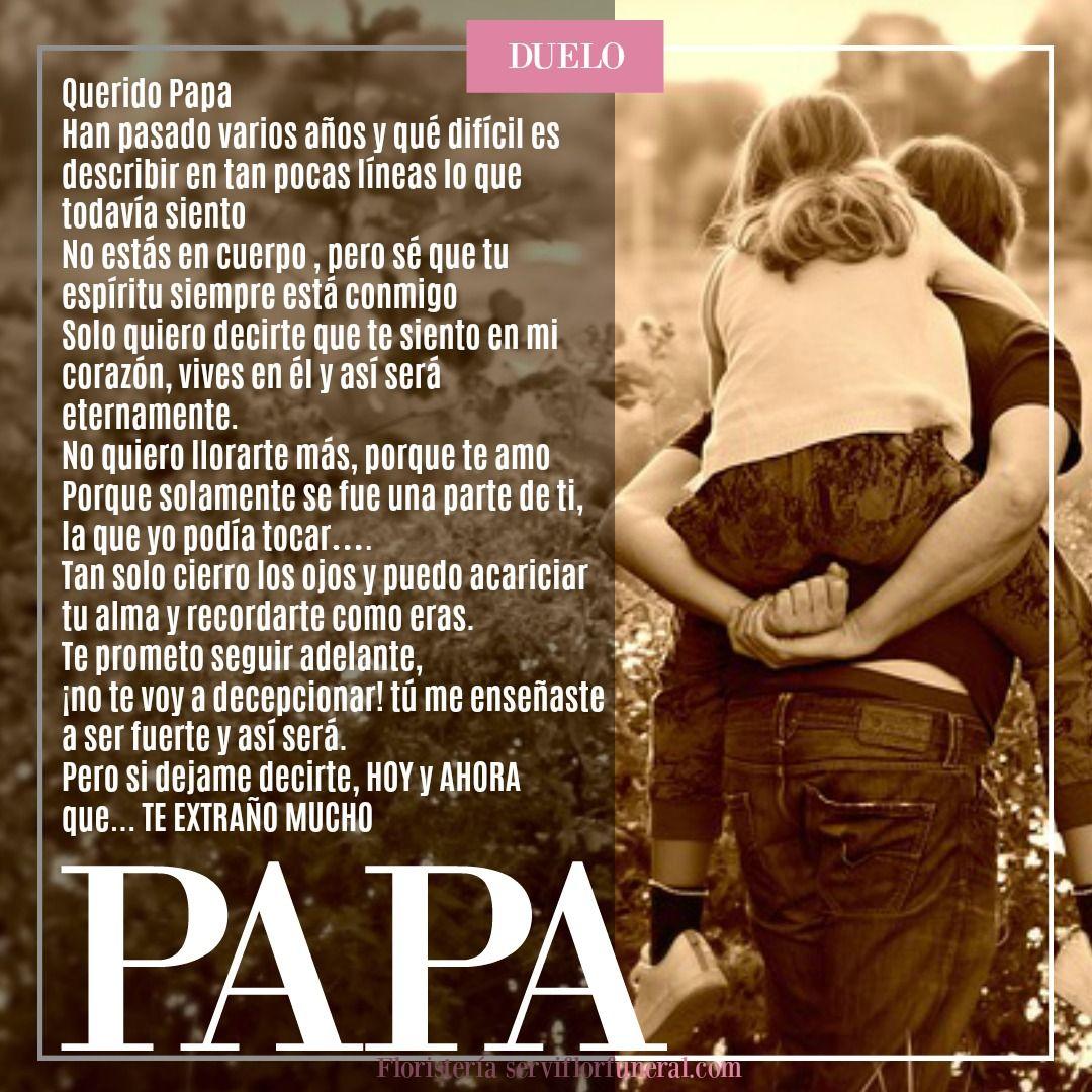 Cartas Para El Dia Del Padre Fallecido Para Tí Frases Para
