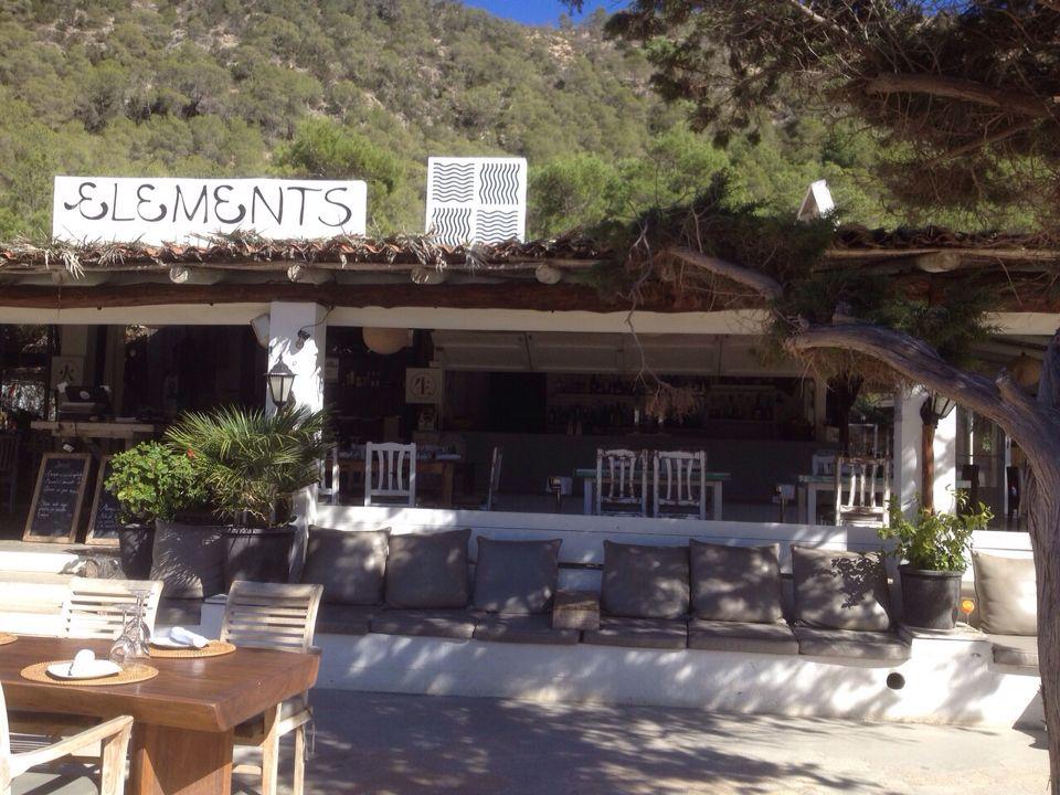 Beachclub Elements Ibiza Love this place❤️  Playa Benirras  San Miguel, Ibiza  Tel +34 971 333136 info@elements-ibiza.com