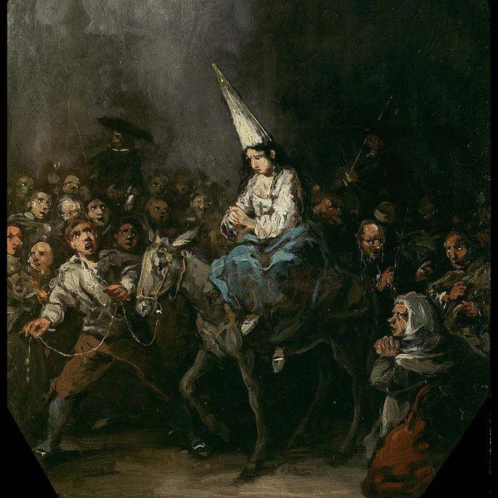 Resultado de imagem para condenada pela inquisição LUCAS VELÁZQUEZ, EUGENIO