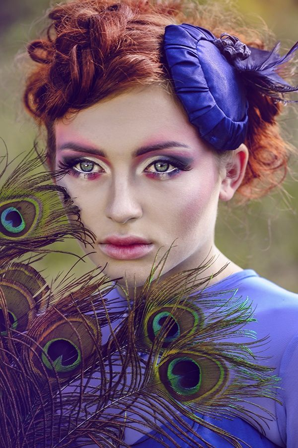 Peacock Eyes by Nađa Berberovic-Dizdarevic on 500px